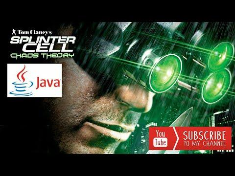 Tom Clancy Splinter Cell Chaos Theory Java Game Walkthrough