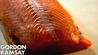 Salmon En Croute - Gordon Ramsay