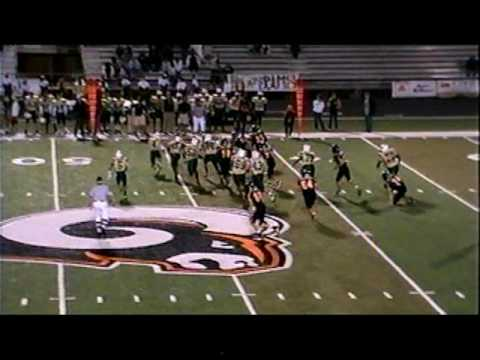 Donald James tailback Westlake High School