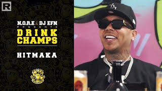 Hitmaka On Signing With DMX, Working With Ray J, Love & Hip Hop, His Career & More | Drink Champs