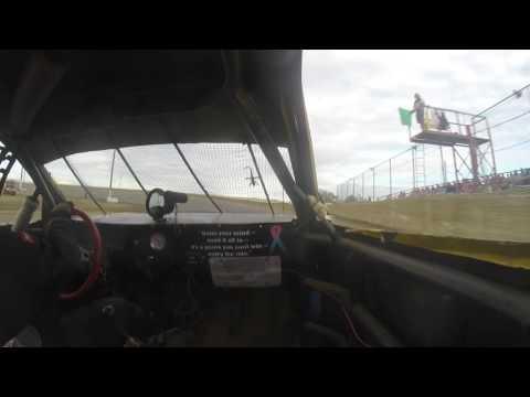 Stuart Speedway Heat 8-7-16 - 86R