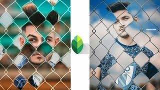 Snapseed Illusion Photo Editing Tutorial || Khatarnak Creation