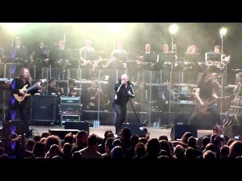 Michael Kiske   March of Time  Christmas Metal Symphony   Kristianstad 2013