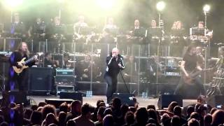 Michael Kiske  - March of Time - Christmas Metal Symphony  - Kristianstad 2013