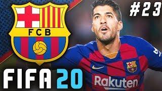 SELLING SUAREZ ON DEADLINE DAY?! - FIFA 20 Barcelona Career Mode EP23