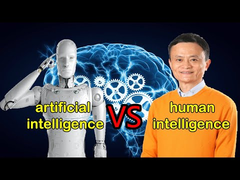 What is Artificial Intelligence ? Artificial Intelligence vs  Human Intelligence