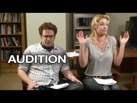 Knocked Up Audition Tape (2007) - Seth Rogen, Katherine Heigl Movie HD