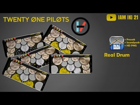 Twenty One Pilots Real Drum Mod