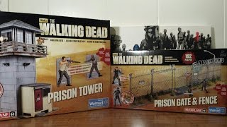 The Walking Dead Building Set's Now Available At Walmart!  (hd)
