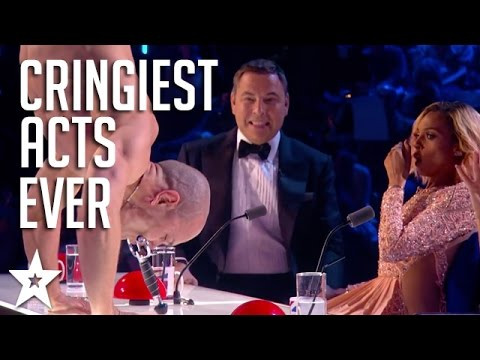 Try Not to Cringe! Got Talent's CRINGIEST Acts | Got Talent Global