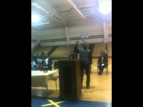 Denmark Olar High School Speech
