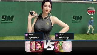 AI LING and Team ARENA BATTLES - Ultimate Tennis