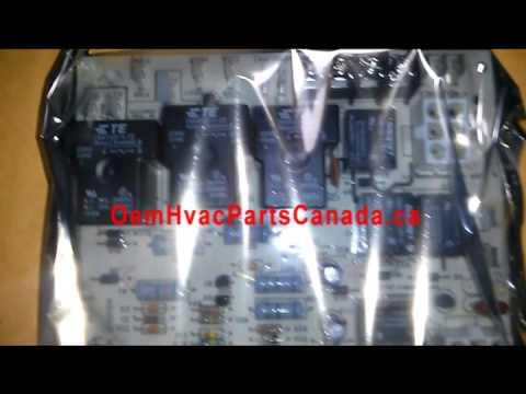 Rheem / Ruud Control Circuit Board 62-24084-82