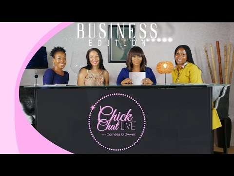 CHICK CHAT LIVE EPISODE 11- MY MONEY IS MY MONEY