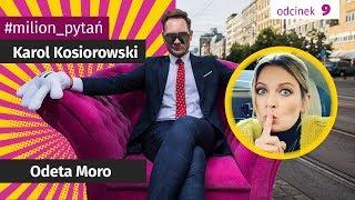 Odeta Moro: Gram z politykami w pokera... rozbieranego | MILION PYTAŃ