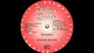 Nando Boom - Pensión