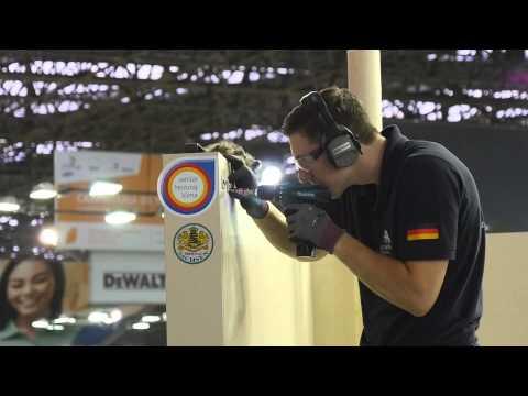 WorldSkills 2015: Gold für SHK-Anlagemechaniker Nathanael Liebergeld