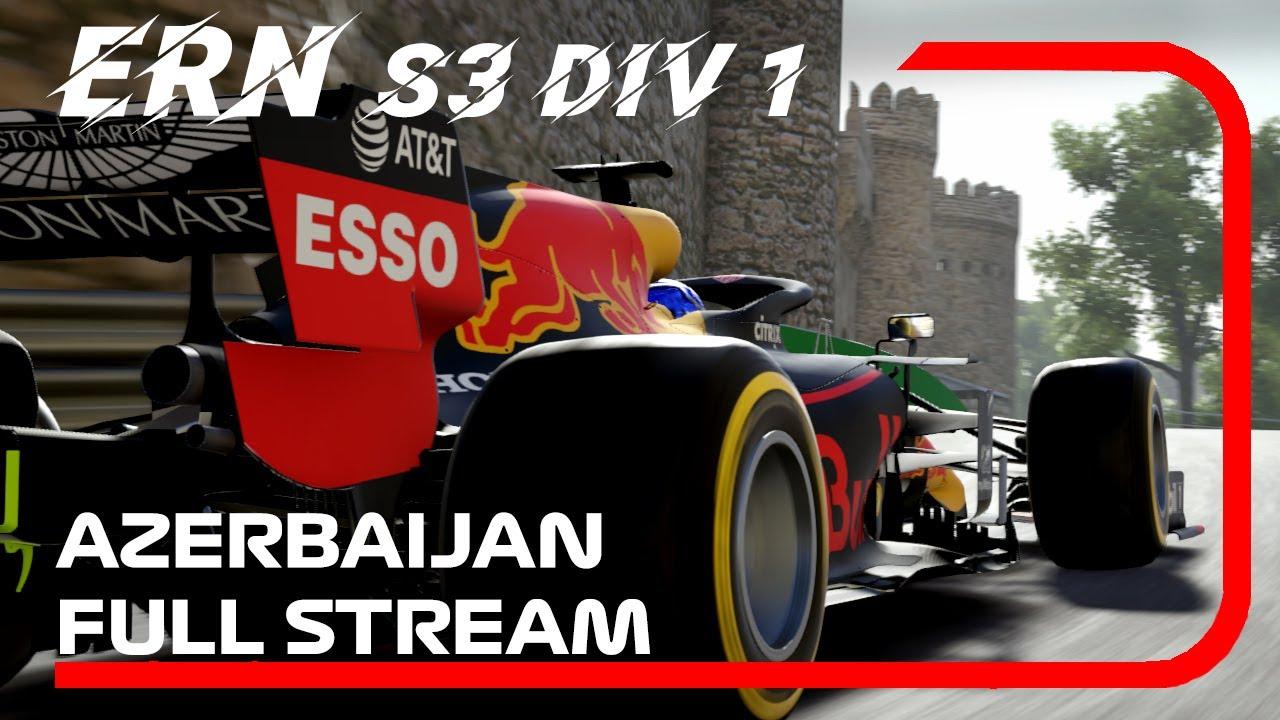 Ern S3 Division 1 R4 Azerbaijan Full Stream Youtube
