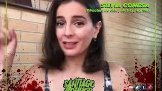 🎥 @Silvia Conesa 🎥, directora y actriz española, nos invita a Santiago Horror 2020