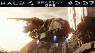 HALO 4: SPARTAN OPS | #007 - Artefakt: For Sience | Let's Play Halo The Master Chief Collection