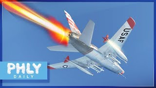 F-100 SUPER SABRE | Afterburners ARE NUTS (War Thunder User Made)