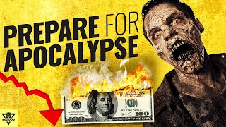 Being A PREPPER During an ECONOMIC COLLAPSE 📉