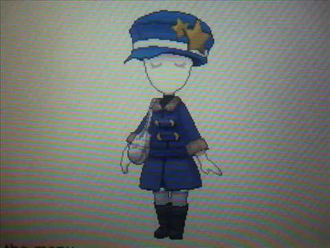 Poku00e9mon X u0026 Y - Girl Outfits (Snowbelle City) - YouTube