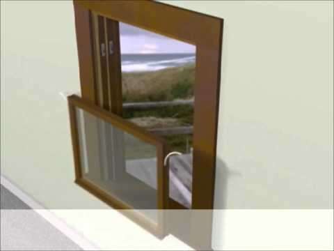 Jeld Wen Vinyl Replacement Window Installation Hq How To