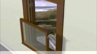 jeld wen vinyl replacement window installation hq how to