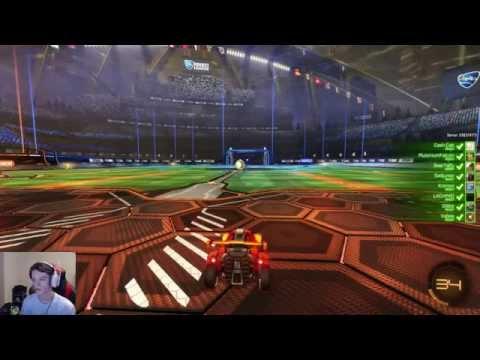 ESL Go4 Rocket League Cup #6 Finals Vs. vq Untethered