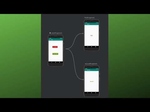 How to use the Android Jetpack Navigation with Kotlin
