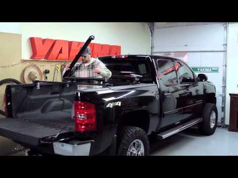 Yakima Bedrock Pickup Truck Rack