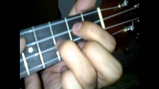Cumi1569-Ukelele tutorial basic chords