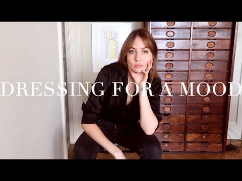 How Clothes Can Make You Feel | Dressing For A Mood