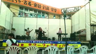 4 極彩色ハートビート / Superfly(コピーバンド)