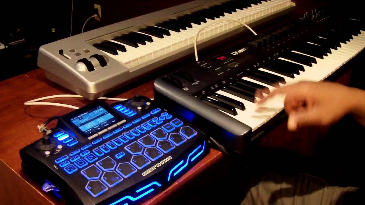 How To Set Up A MIDI Keyboard - YouTube
