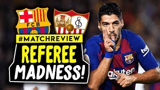 Valverde FINALLY did something right! Barcelona vs Sevilla (4-0) Match Review | BugaLuis