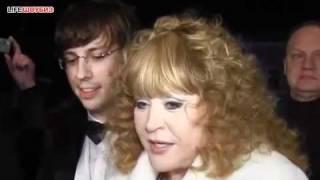 Пугачева и Галкин празднуют свадьбу в Москве