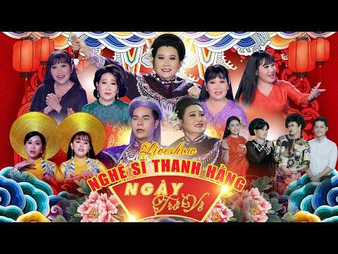 Liveshow Thanh Hằng | Ngày trờ về - Hành Trình Của Một Nghệ Sĩ Đa Tài