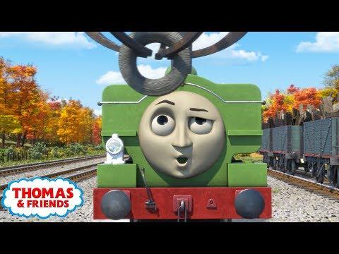 Thomas & Friends   School Of Duck   Kids Cartoon