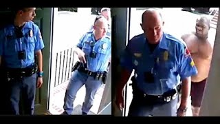 DA Baby Affiliate Pull Gun On Police CRAZY Accused Of Being A Burglar ..DA PRODUCT DVD