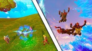 Fortnite Glitches Season 5 - INSANE NEW FORTNITE GLITCH LETS YOU FLY FOREVER - Fortnite Glitch