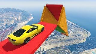 MEGA TUBO PROPULSOR!! - CARRERA GTA V ONLINE - GTA 5 ONLINE