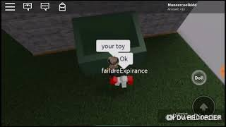 WOODY FOUND FORKY...! [ROBLOX]