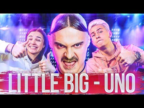 РЕАКЦИЯ НА Little Big - Uno - Eurovision 2020