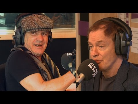 AC/DC Talk About Stevie Young Replacing Malcolm Young