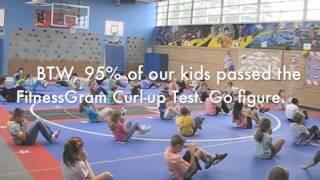 Hamster Dance (Elementary PE Fitness Routine)