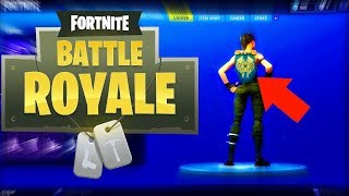 "*NEW* Crested Cape Back Bling! Fortnite ""Battle Hound"" Skin Updated! (Fortnite Battle Royale)"