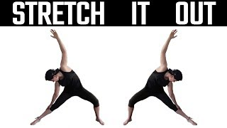 Home Full Body Stretch Routine