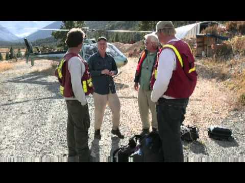 2010 Geoscientists Canada - Canadian Professional Geoscientist Award - George Cavey, P.Geo.